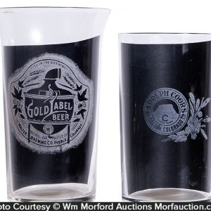 Colorado Beer Glasses