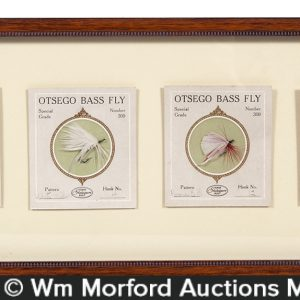 Otsego Bass Fly Fishing Flies