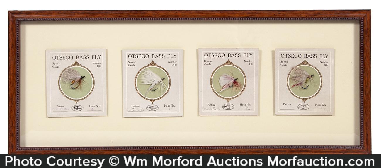 Otsego Bass Fly Fishing Flies
