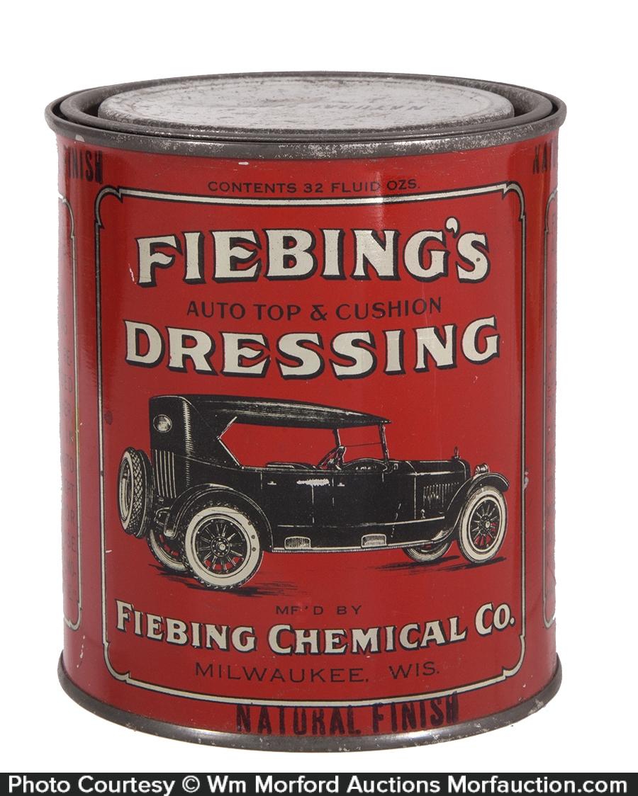 Fiebing's Auto Dressing Tin