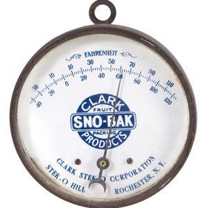 Sno-Bak Thermometer