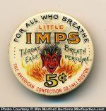 lmps Breath Pellets Container