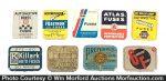 Vintage Auto Fuse Tins