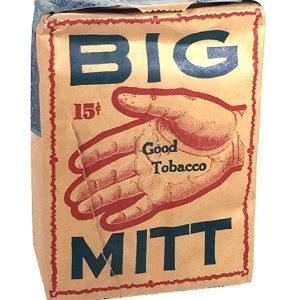 Big Mitt Tobacco Pack