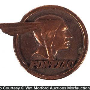 Pontiac Paperweight