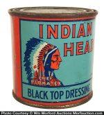 Indian Head Auto Top Dressing Tin