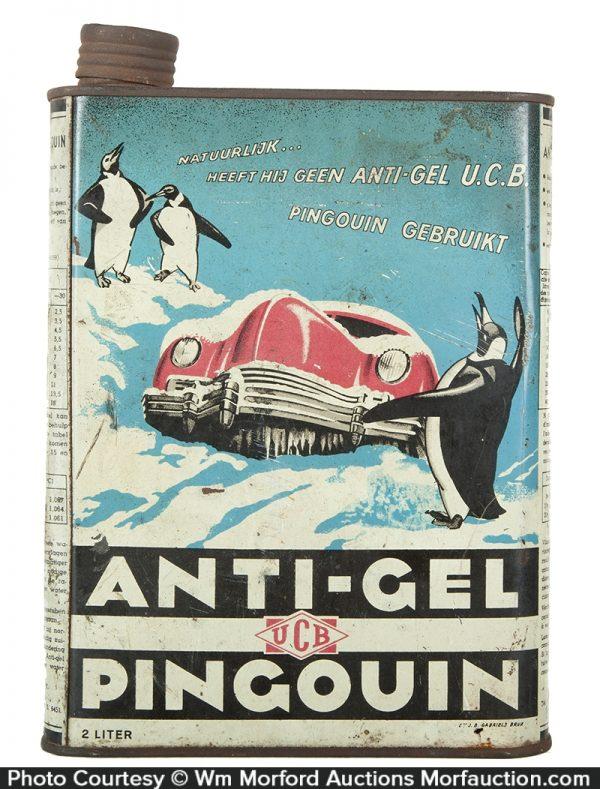 Pingouin Anti-Gel Tin
