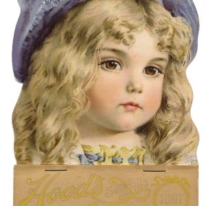 1897 Hood's Sarsaparilla Calendar