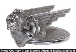 Chevy Viking Hood Ornament