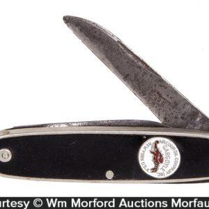 Gargoyle Pocket Knife