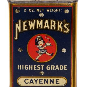 Newmark Spice Tin