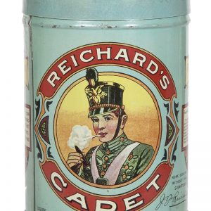 Reichard's Cadet Cigar Tin