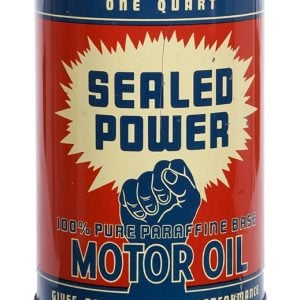 Sealed Power Motor Oil Can
