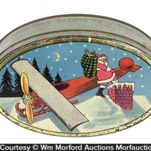 Woolworth's Candy Tin