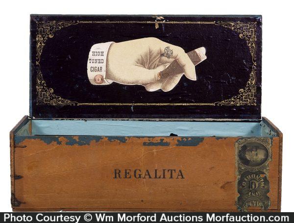 High Toned Cigar Box
