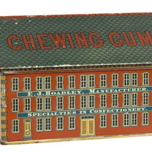 Hoadley's Chewing Gum Factory Tin