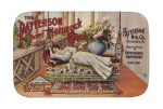 Patterson Hammock Couch Pocket Mirror
