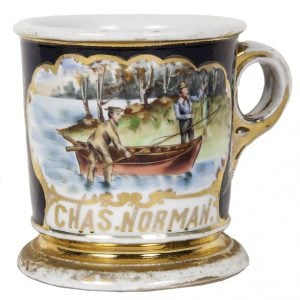 Fishermen Shaving Mug