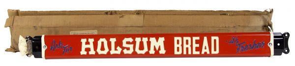 Holsum Bread Door Push