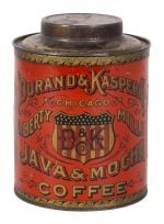 Liberty Mills Coffee Can