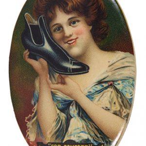 Juliette Shoes Pocket Mirror