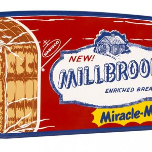 Millbrook Bread Door Push