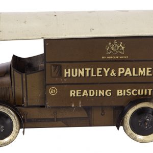 Huntley & Palmers Reading Biscuits Delivery Vehicle Tin