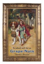 Grape-Nuts Sign