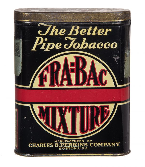 Fra-Bac Mixture Pocket Tobacco Tin