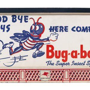 Socony Bug-a-boo Light-Up Display