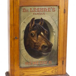 Dr. Lesure's Remedies Veterinary Cabinet