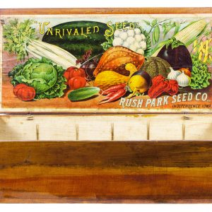 Rush Park Unrivaled Seeds Display Box