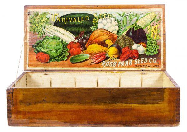 Rush Park Unrivaled Seeds Display Box