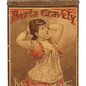 Berta Gravely Mixture Tobacco Tin