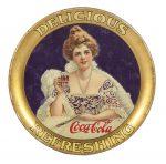 1903 Coca-Cola Tip Tray