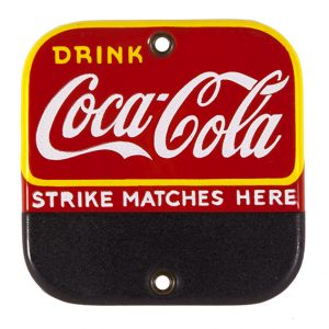 Coca-Cola Match Striker