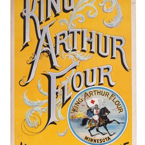 King Arthur Flour Sign
