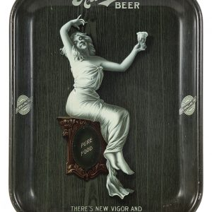 Rainier Beer Tray
