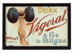 Vigoral Tonic Sign