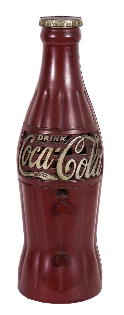 Large Coca-Cola Radio