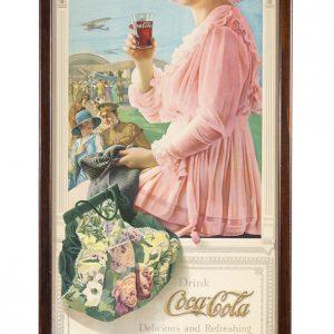 1919 Coca-Cola Calendar