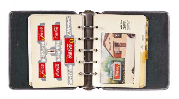 Coca-Cola Salesman's Catalog