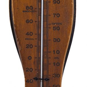 Tannery Shoe Store Thermometer