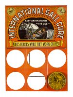 International Gall Cure Veterinary Display