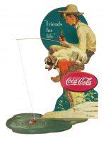 Coca-Cola Window Display (Norman Rockwell)