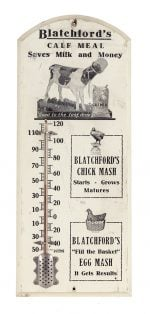 Blatchford Feeds Thermometer