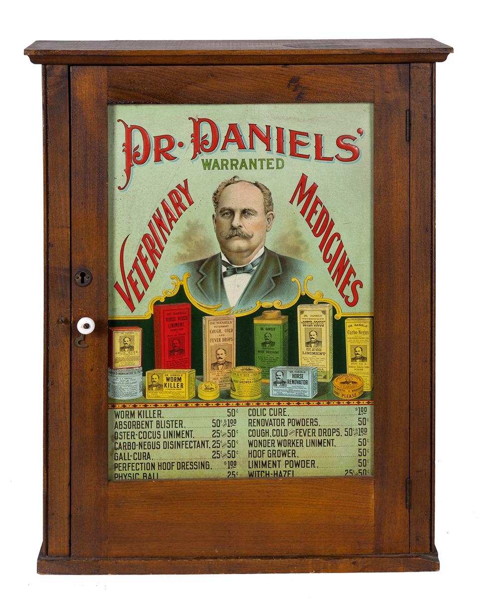 Dr. Daniels Veterinary Cabinet