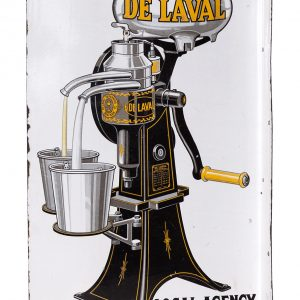 De Laval Porcelain Sign