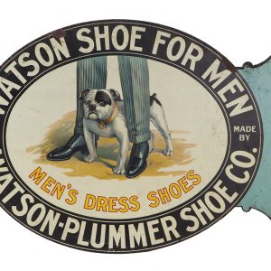 Watson Shoes Flange Sign