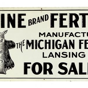 Wolverine Fertilizers Sign